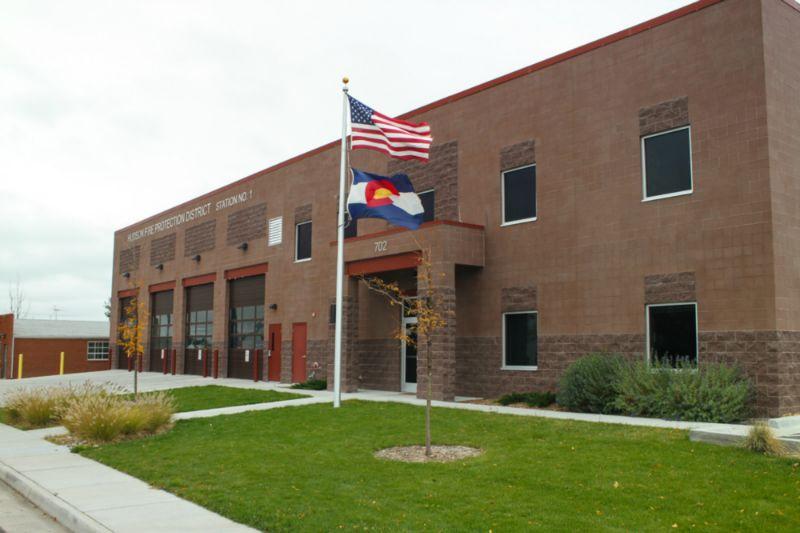 Hudson Fire Station 1